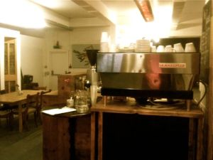 La Marzocco at the Russet